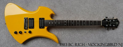 Bc rich bass serial numbers
